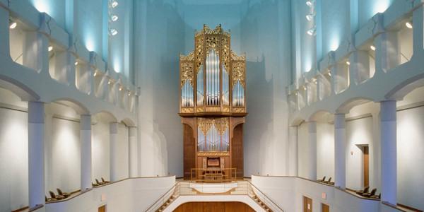 Bales Organ Recital Hall, Lawrence, KS