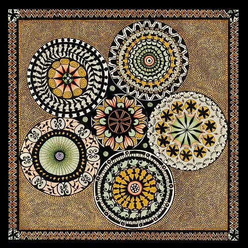 Pinwheels -  Limited Edition Giclee Print