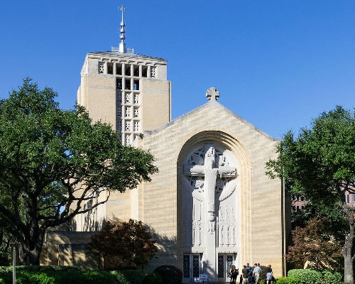 Christ the King Catholic Church, Dallas, TX