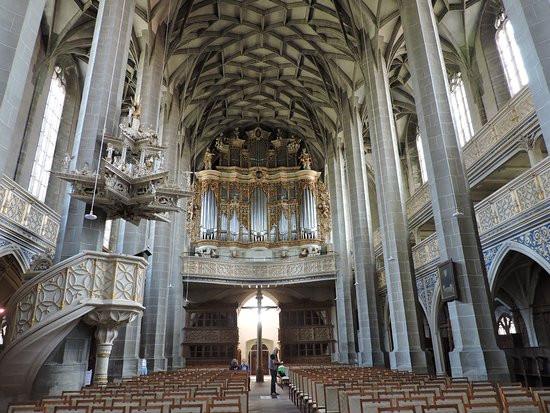 Marktkirche, Halle, Germany