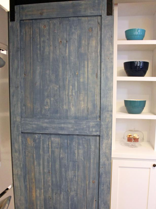 Barn Door in Most Embarassing Rooms in America Makeover