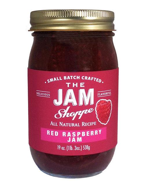 The Jam Shoppe Red Raspberry Jam