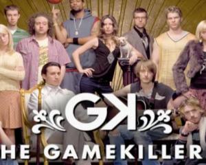 Axe Gamekillers