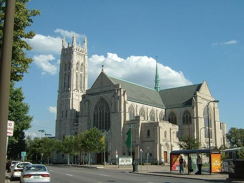 Central Lutheran Church, Minneapolis, MN