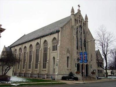 First United Methodist Church, Kalamazoo, MI