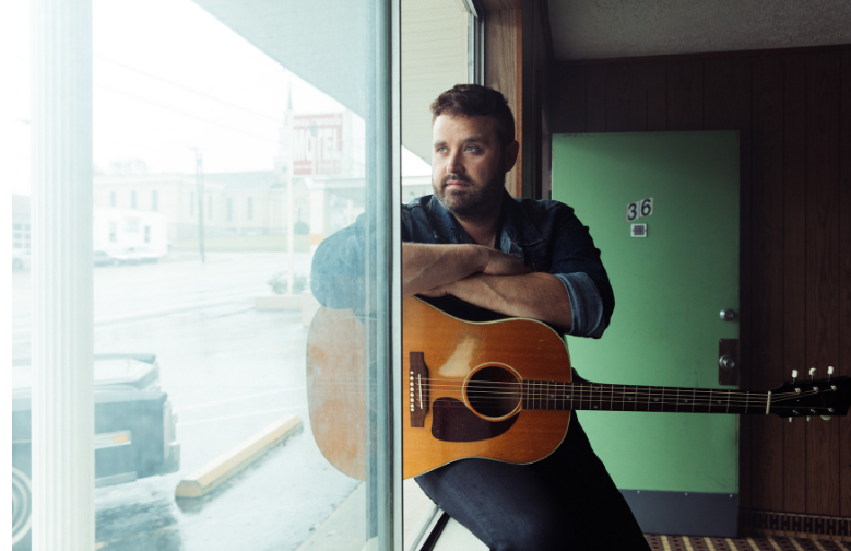 Randy Houser- Album Cover Photoshoot
