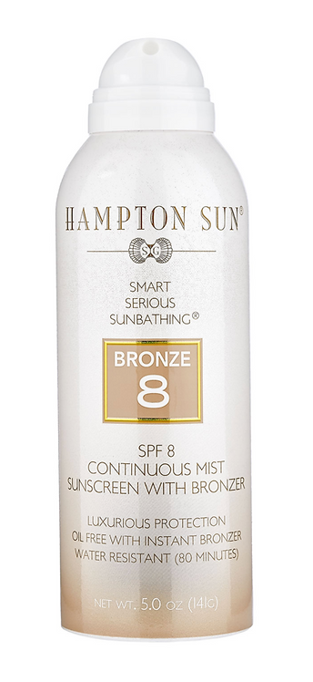 Hampton Sun SPF Bronze 8 5.0 oz