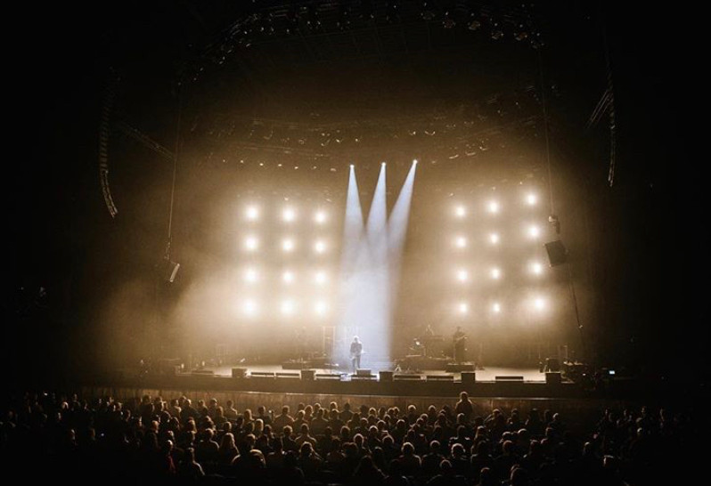 Hunter Hayes : International U.K/Navy Tour