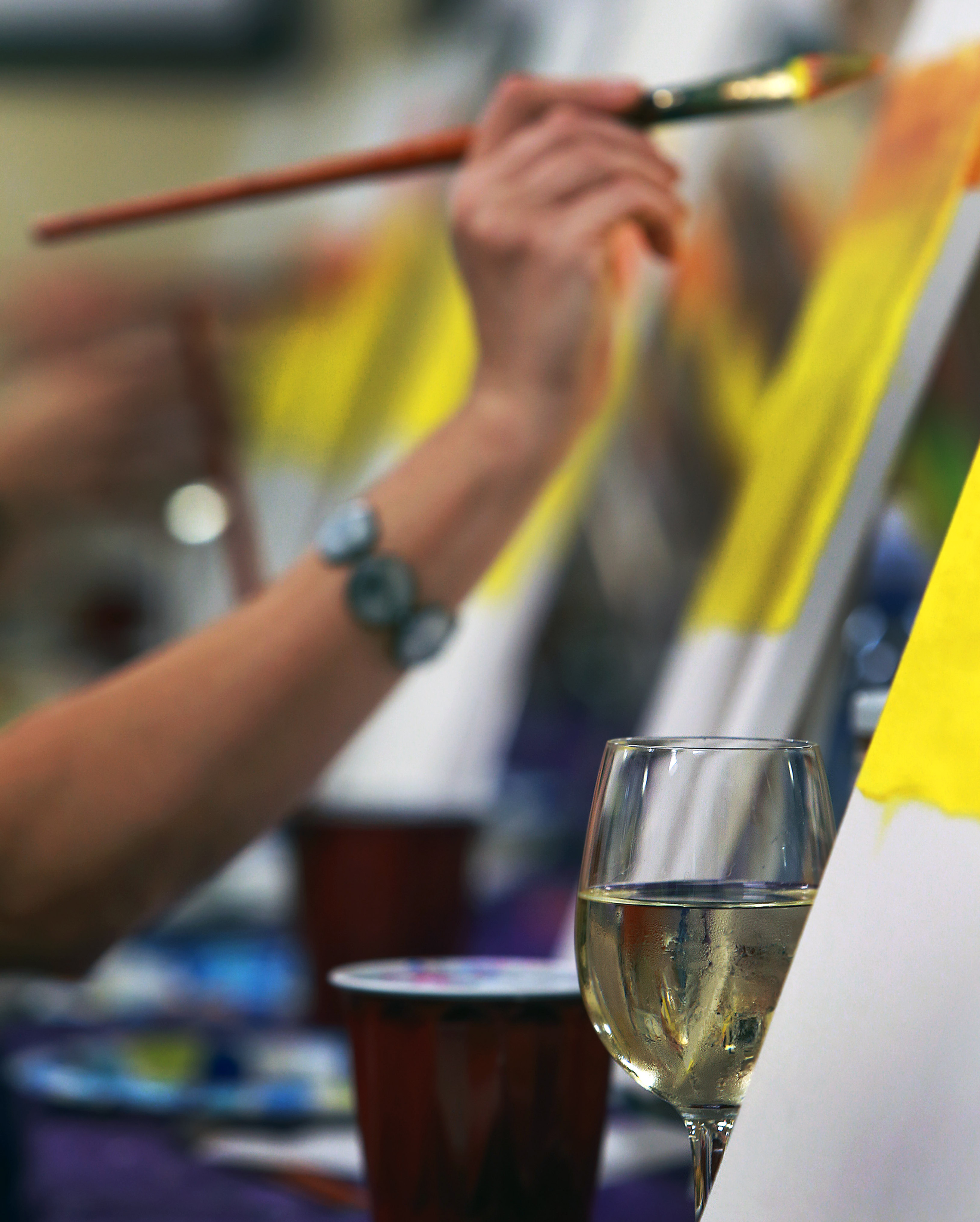 Painting - Your Choice  7:00 - 9:00 pm