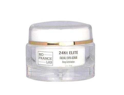 Bio France Lab 24Kt Gold Facial Exfoliator
