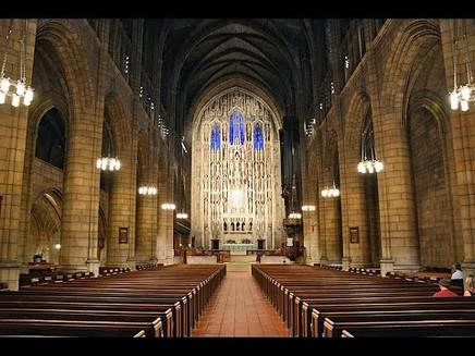 St. Thomas Church Fifth Avenue, New York City, NY