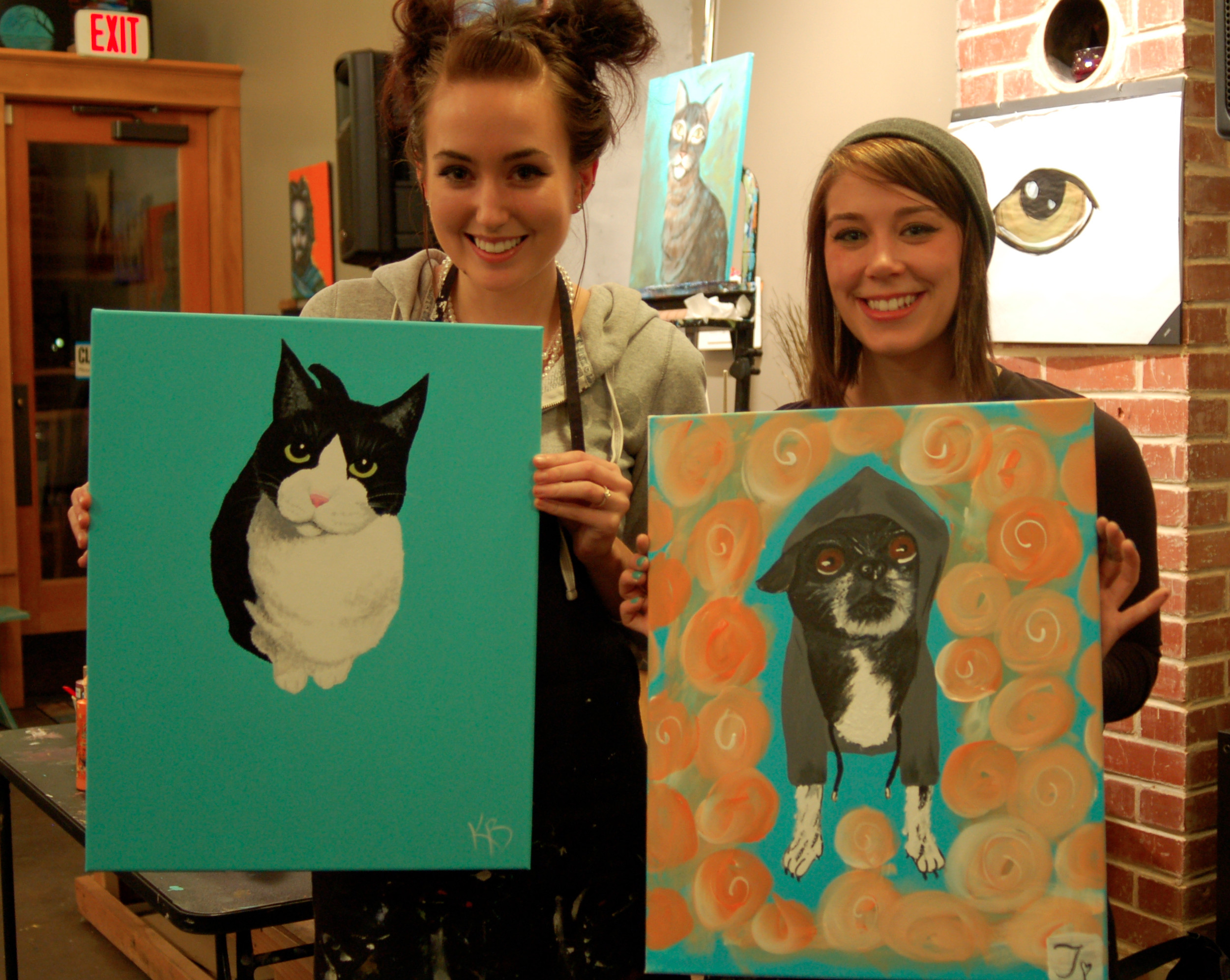 Painting - Your Choice 1:00 - 3:00 pm