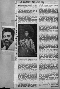 Jean & OBJ article about JOY.TIF