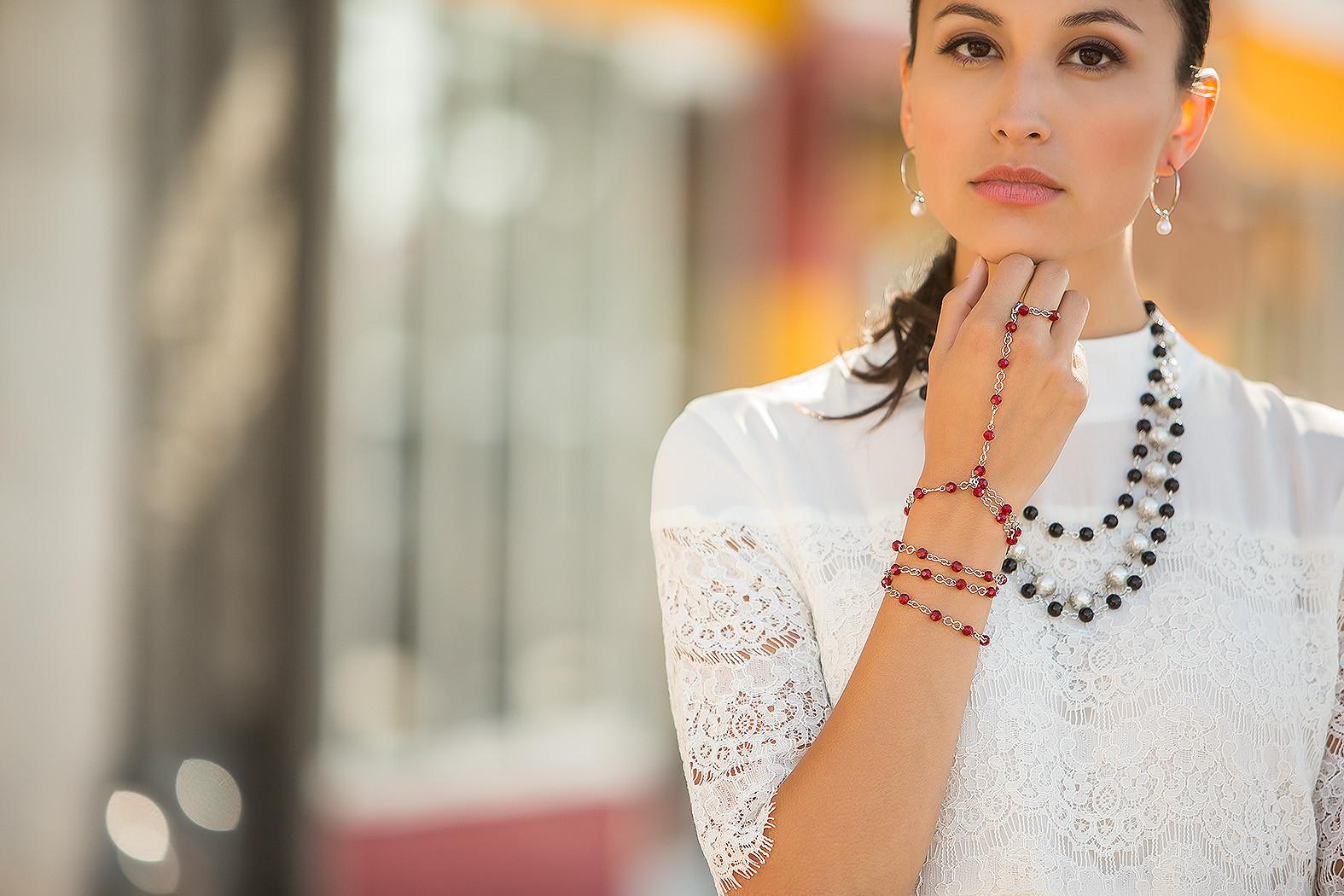 Fashion Jewelry Lifestyle photography