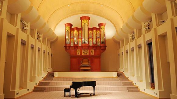 Organ Recital Hall, Arizona State University, Tempe, AZ
