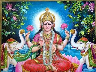 LAKSHMI COUNTS HER ARMS & LEGS