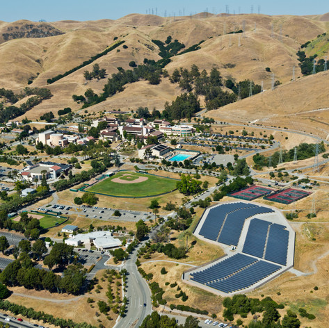 OHLONE COLLEGE: FREMONT CAMPUS