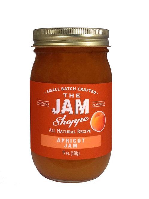 The Jam Shoppe Apricot Jam