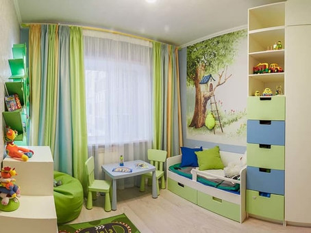 How to Design an Awesome Room for Kids
