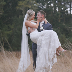 Painted Sky Films - Vancouve Island Wedding Videographers - Daniella & Zac
