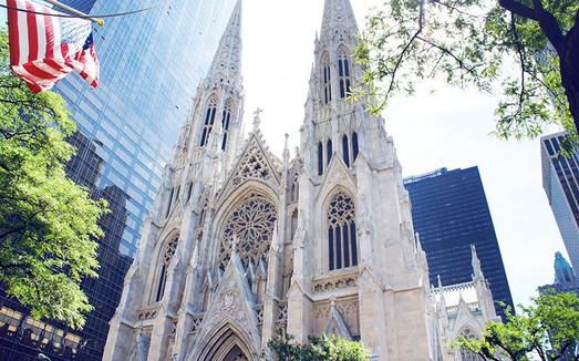 St. Patrick's Cathedral, New York City, NY