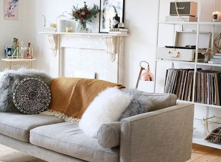 Make Small Spaces Feel Not So Small