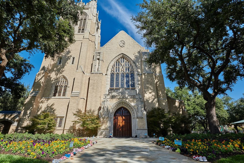 Highland Park Methodist Church, Dallas, TX
