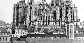 DAY NINETY SIX  Aachen or Aix-la-Chapelle