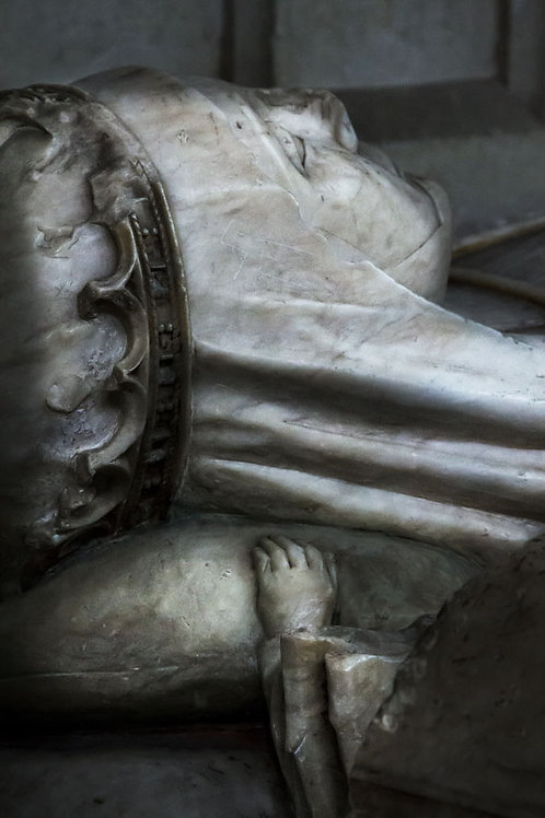 Alabaster Tomb