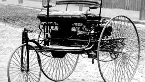 DAY SIXTY TWO   Bertha Benz
