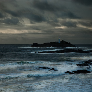 THE GODREVY LIGHTHOUSE