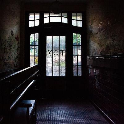 a door in Berlin