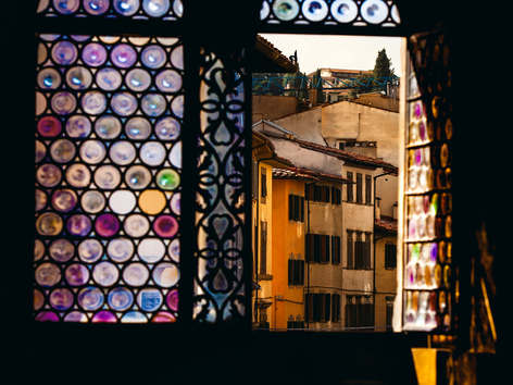 Jewelled Window, Florence