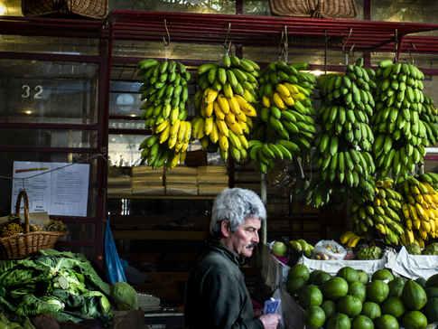 Fruit Seller, Madeira