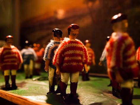 Woollen Men