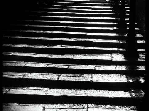 Steps in Valetta