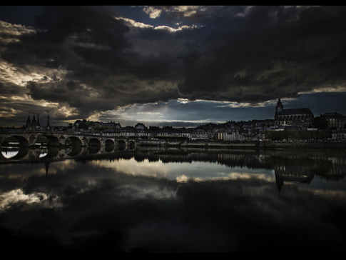 Blois, Evening