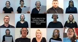Virtual singing
