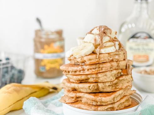 Fluffy, Vegan Pancakes