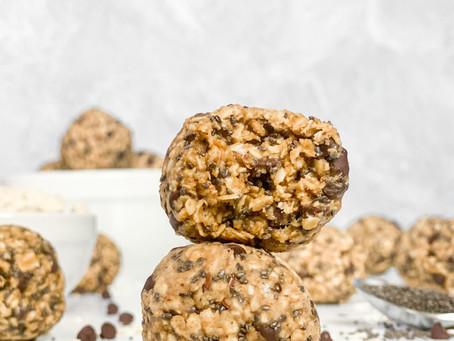 Hormone Balancing Cookie Dough Bites