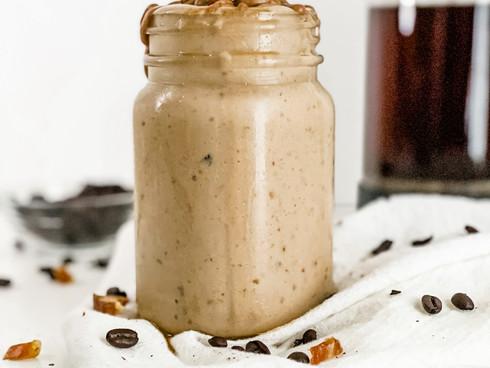 Salted Caramel Coffee Protein Shake