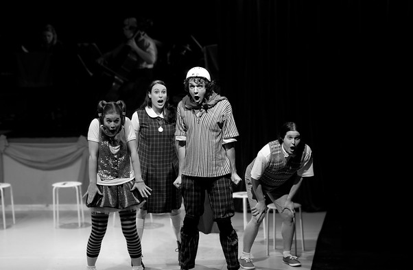 The 25th Annual Putnam Country Spelling Bee