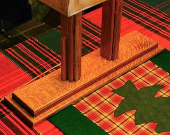 mission desk lamp craftsman