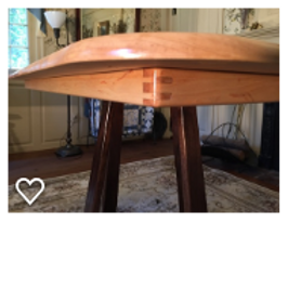 craftsman pedestal table