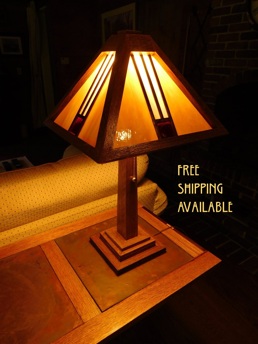 Free shipping table lamp