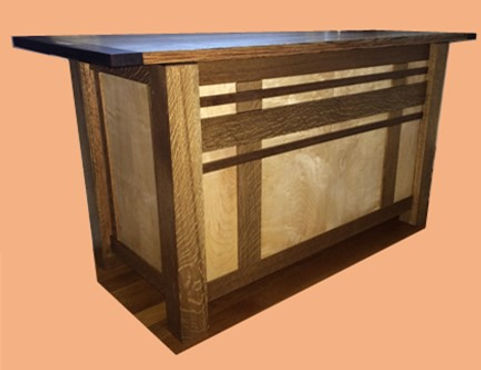 craftsman blanket chest