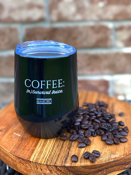 Coffee Tumbler with Lid