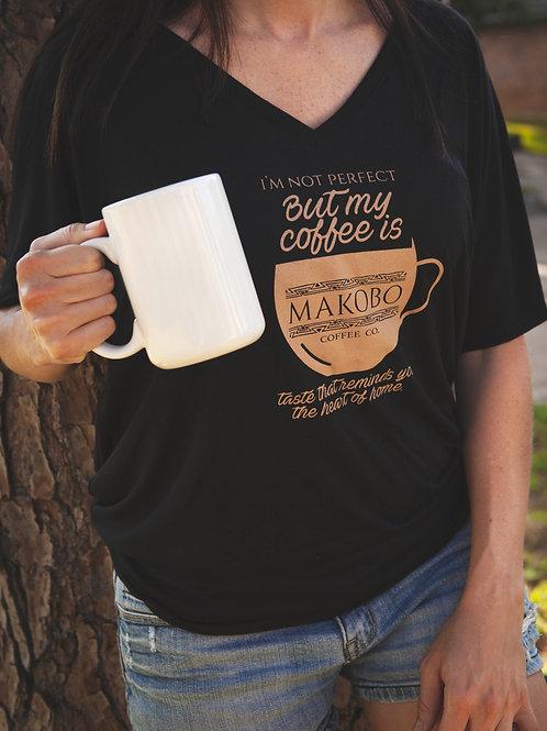 V-Neck Women T-shirt