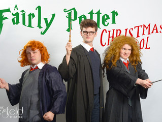 THE ZIEGFELD THEATER PRESENTS A FAIRLY POTTER CHRISTMAS CAROL, REVISED AND UPDATED
