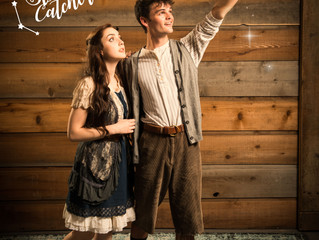 THE ZIEGFELD THEATER PRESENTS PETER AND THE STARCATCHER